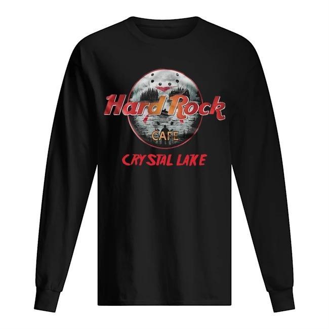 Hard Rock Cafe Crystal Lake Longsleeve