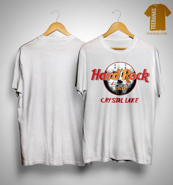 Hard Rock Cafe Crystal Lake Shirt