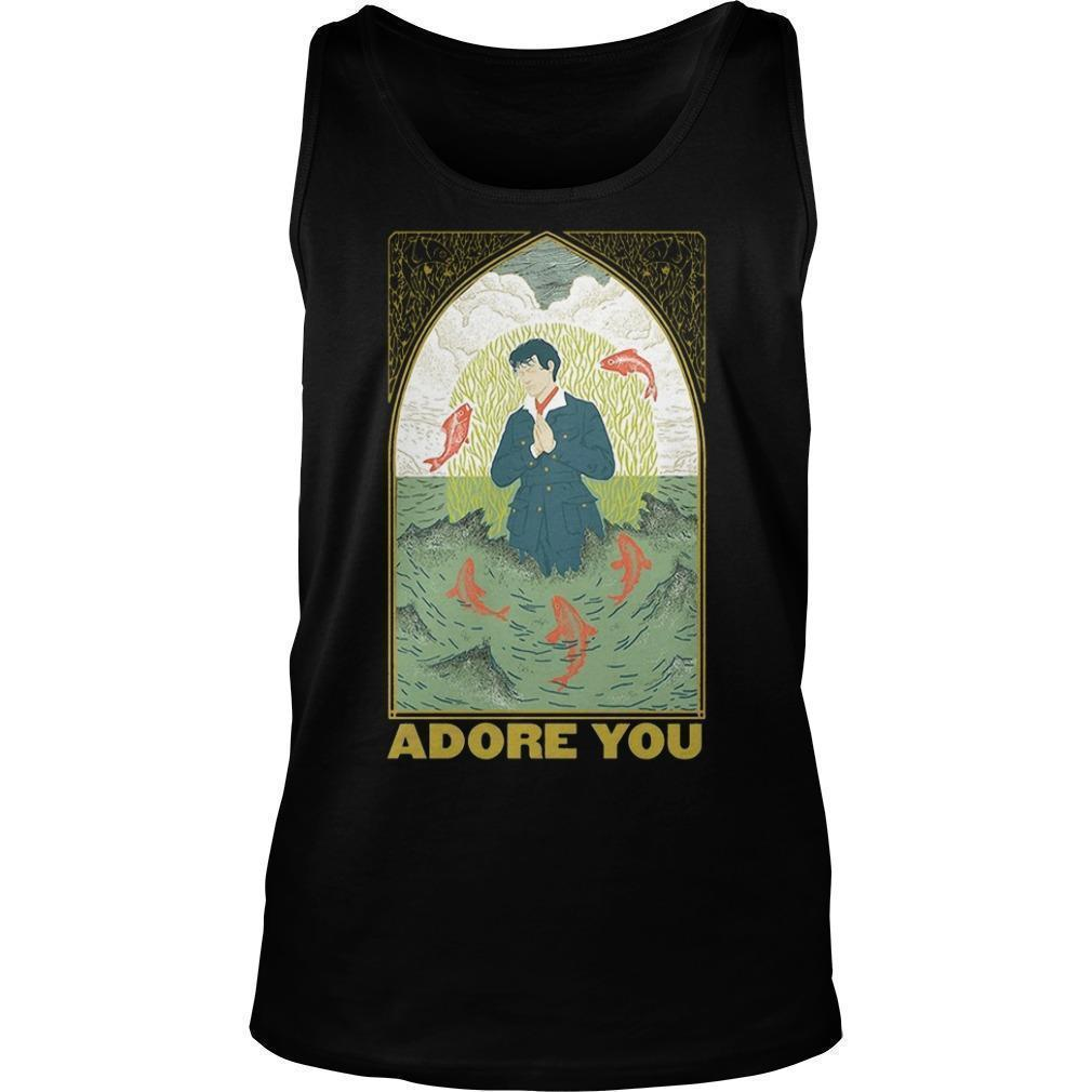 Harry Styles Adore You Tank Top