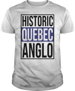 Historic Quebec Anglo Shirt