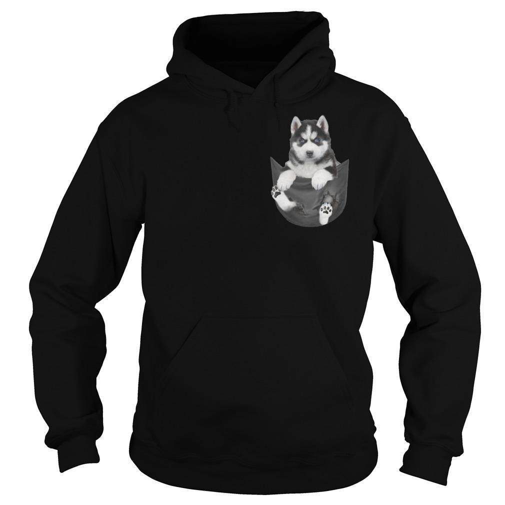 Husky In My Heart Hoodie