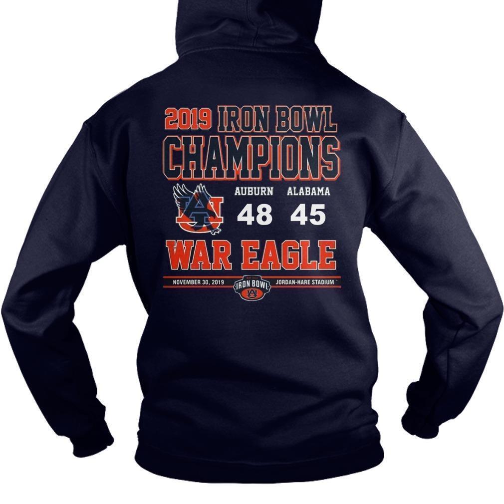 Iron Bowls 2019 Hoodie