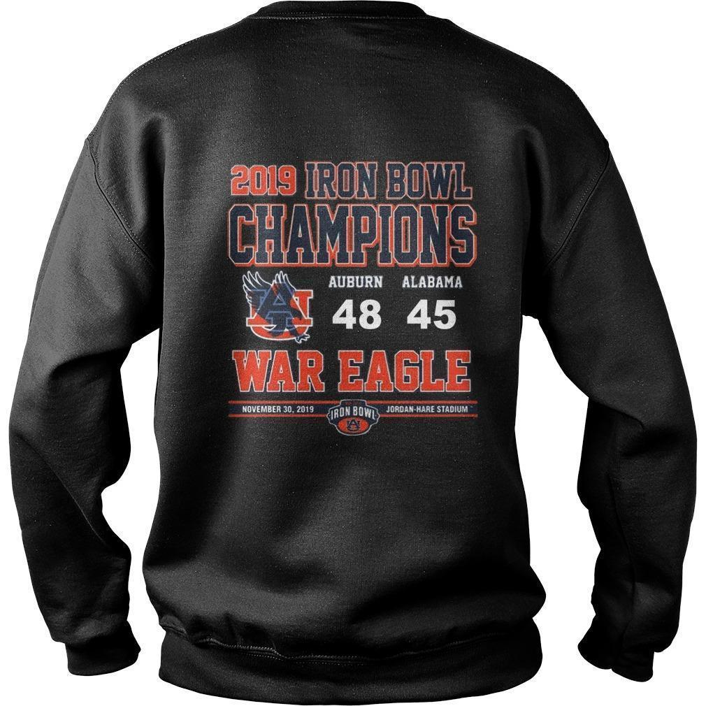 Iron Bowls 2019 Sweater