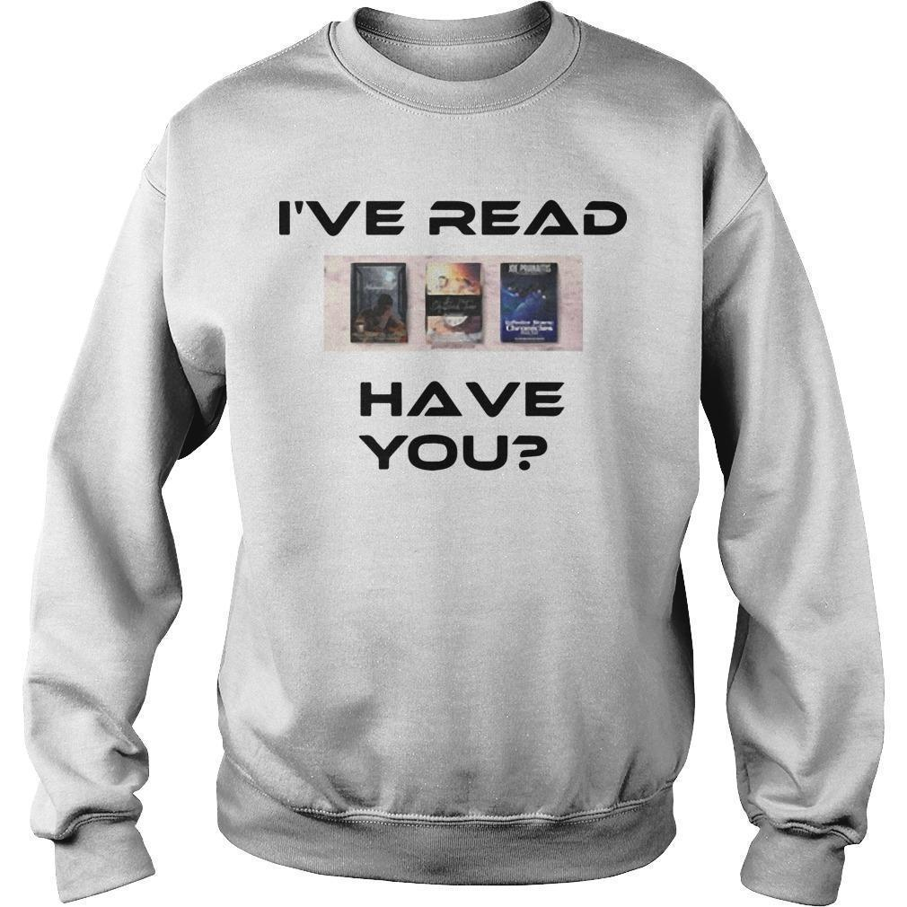 I've Read Have You Sweater