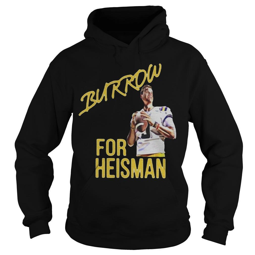 Joe Burrow Heisman Hoodie