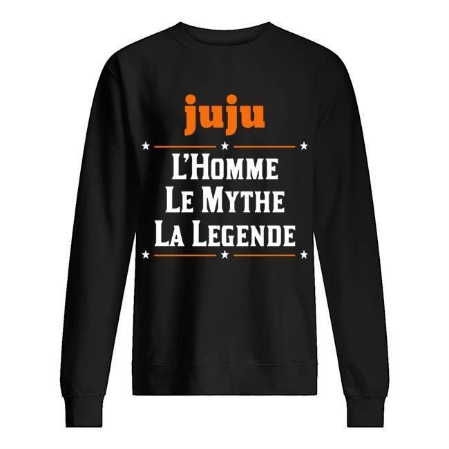Juju L'homme Le Mythe La Legende Sweater