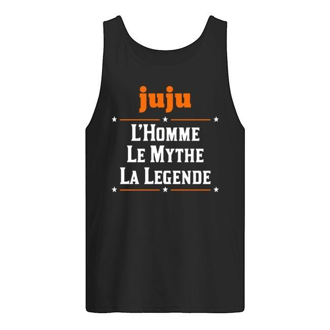 Juju L'homme Le Mythe La Legende Tank Top