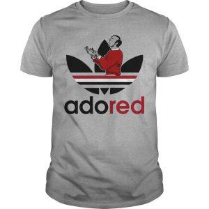Nobby Stiles Adidas Adored Shirt