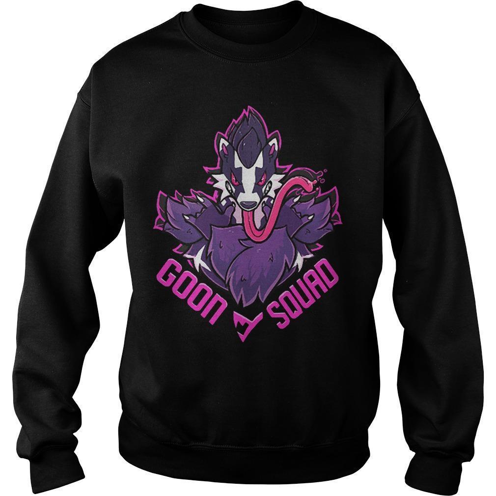 Obstagoon Squad Sweater
