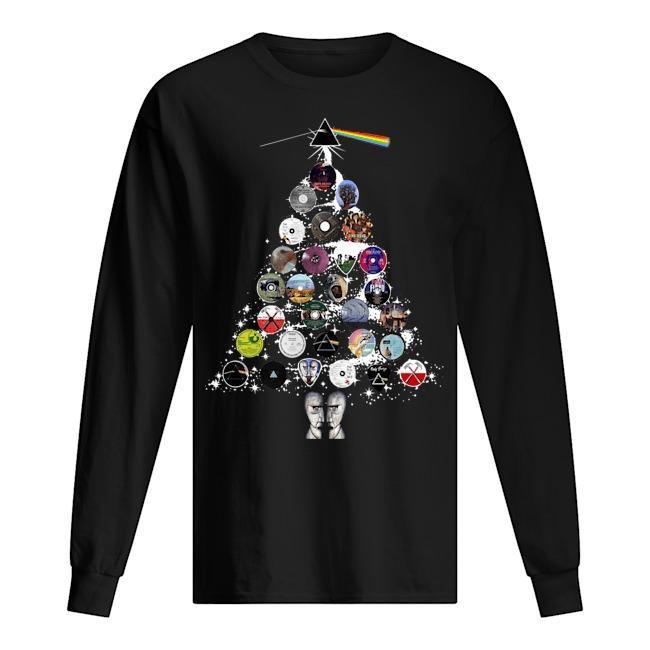 Pink Floyd Christmas Tree Longsleeve