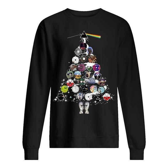 Pink Floyd Christmas Tree Sweater