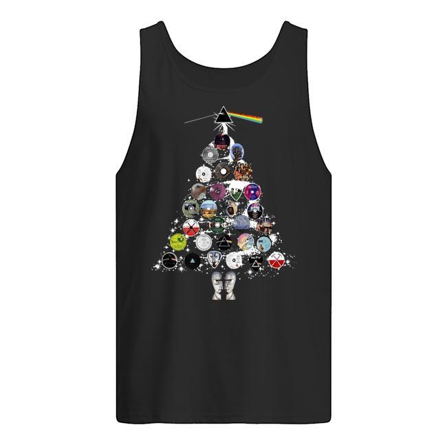 Pink Floyd Christmas Tree Tank Top