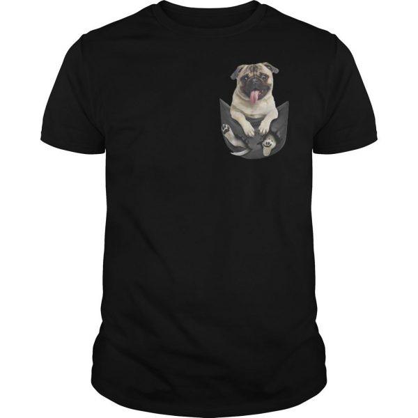 Pug In My Heart Shirt