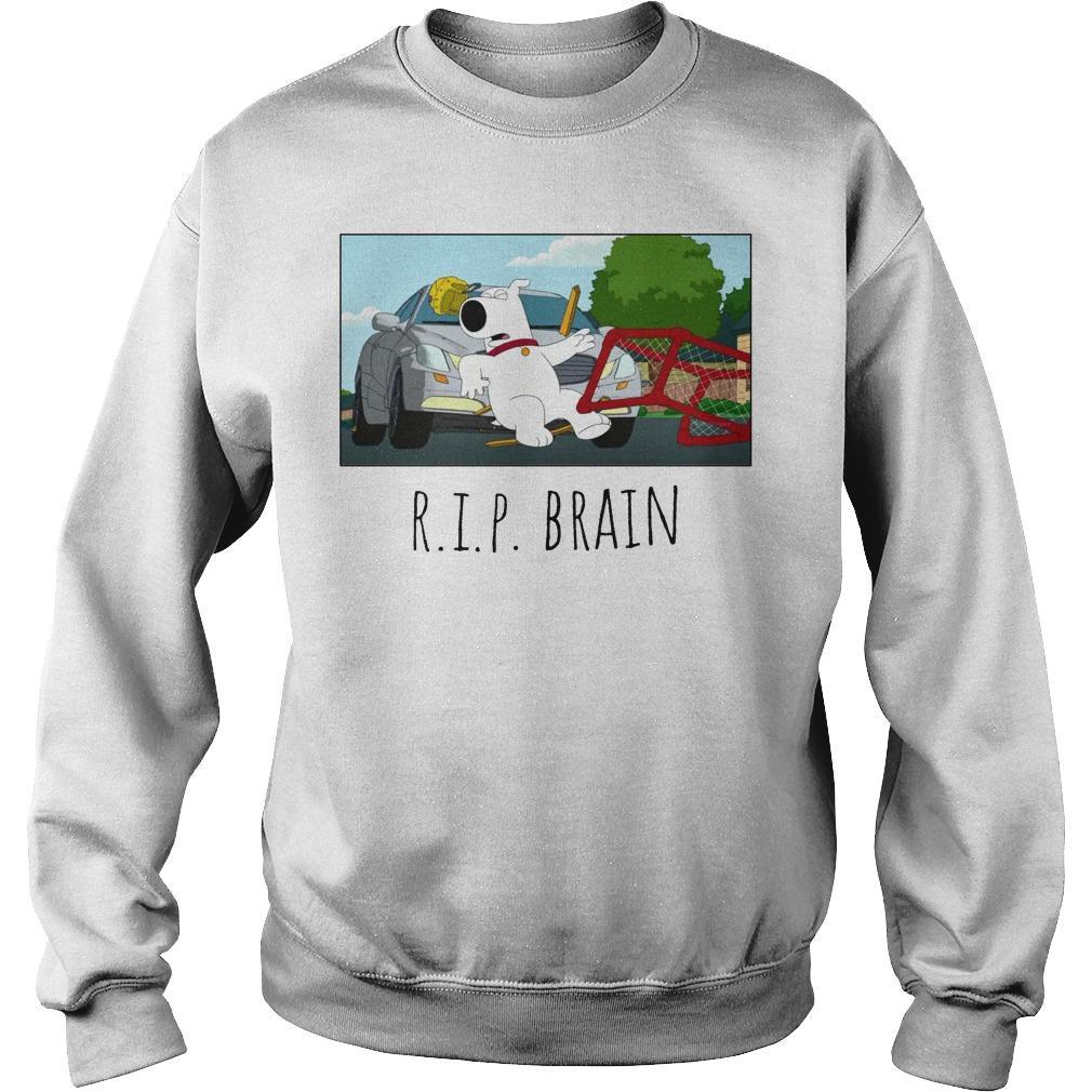 RIP Brain Sweater