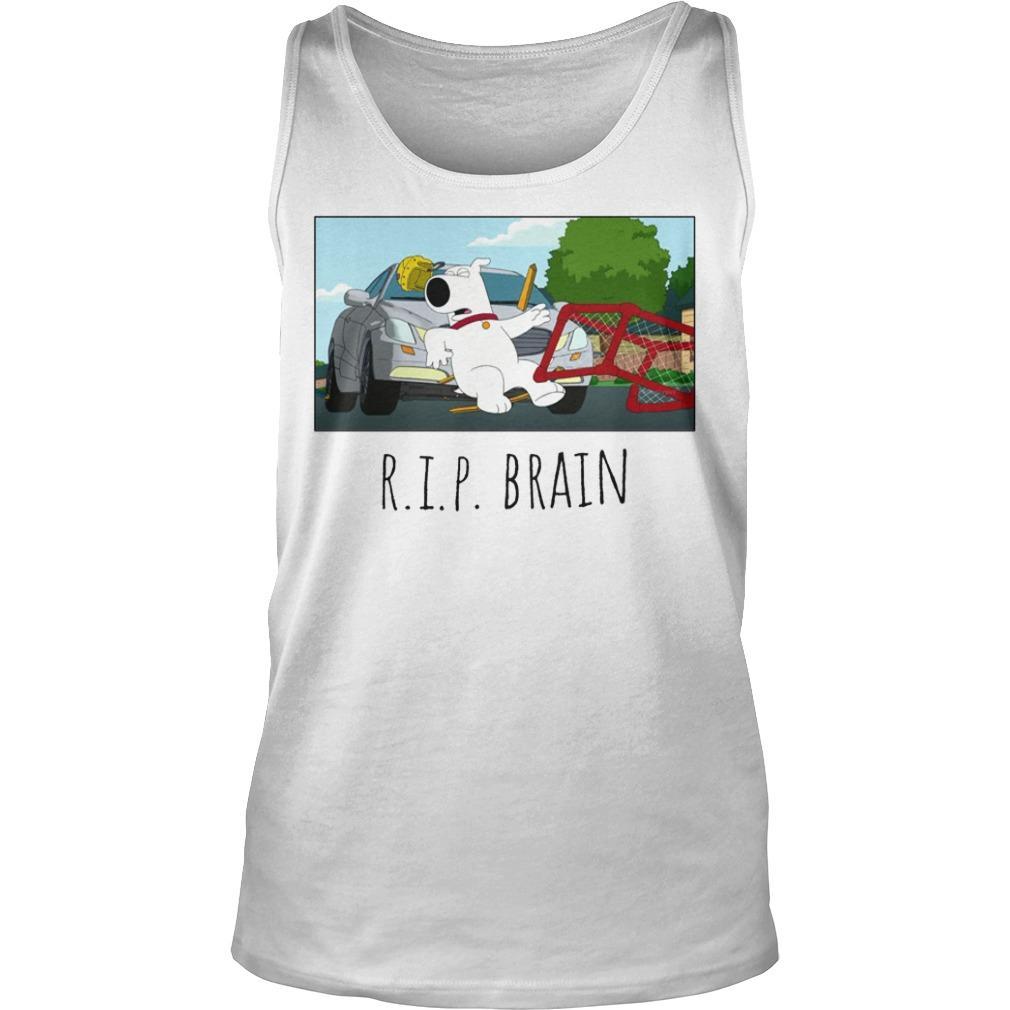 RIP Brain Tank Top