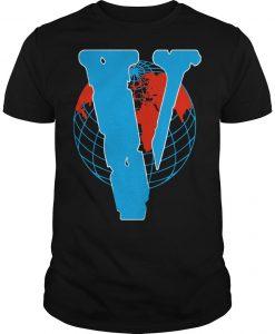 Rip Juice Wrld Vlone Shirt