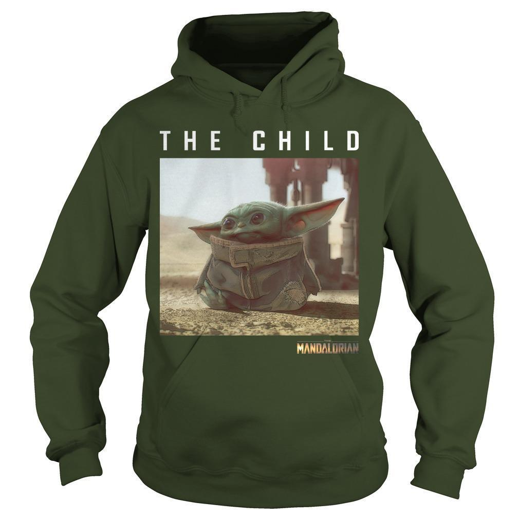Star Wars The Child The Mandalorian Hoodie
