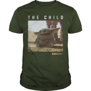 Star Wars The Child The Mandalorian Shirt