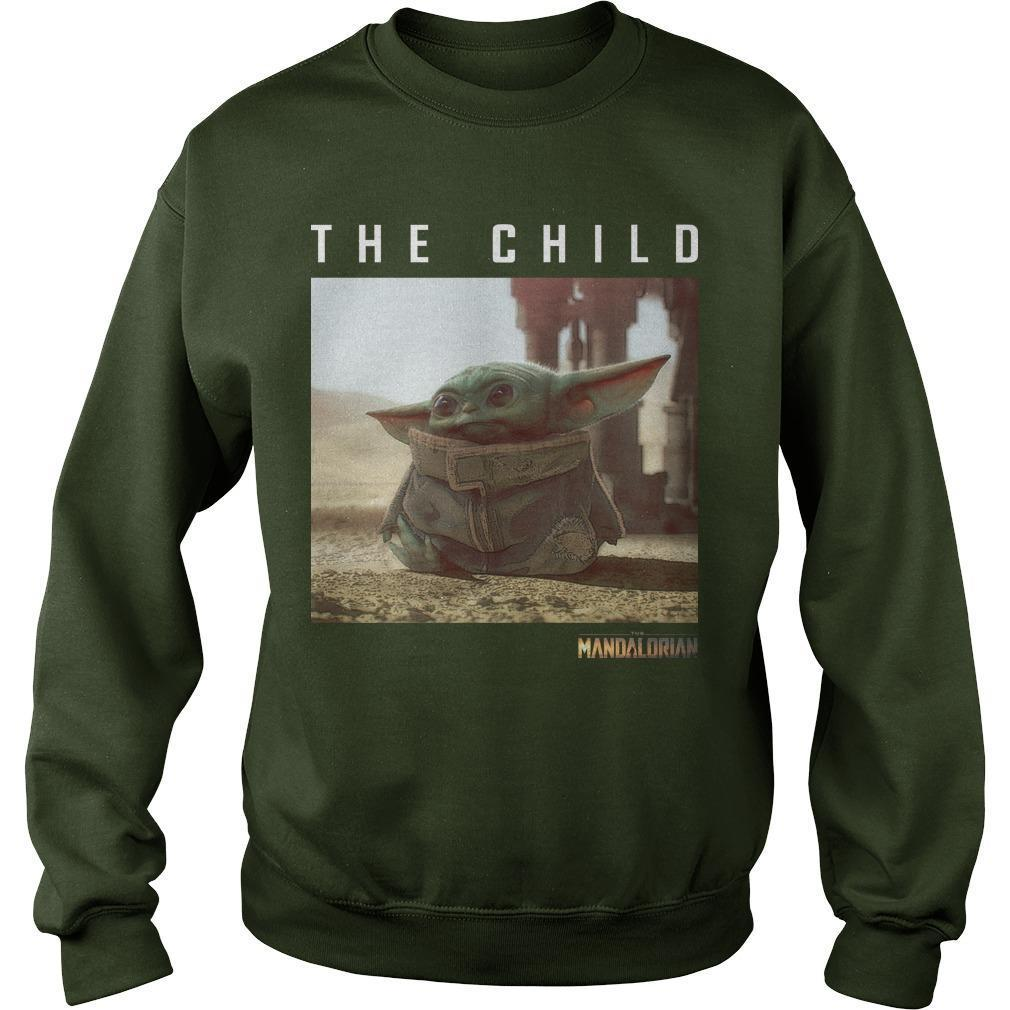 Star Wars The Child The Mandalorian Sweater