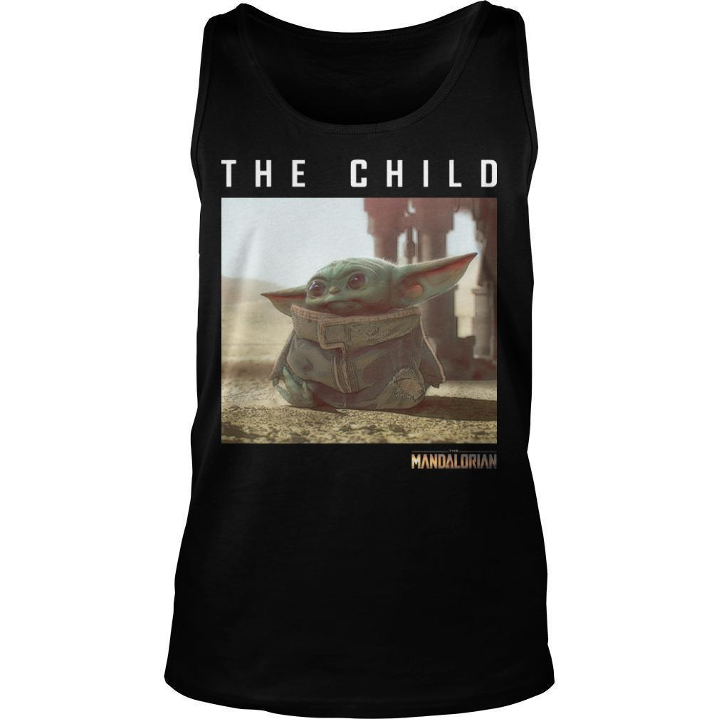 Star Wars The Child The Mandalorian Tank Top