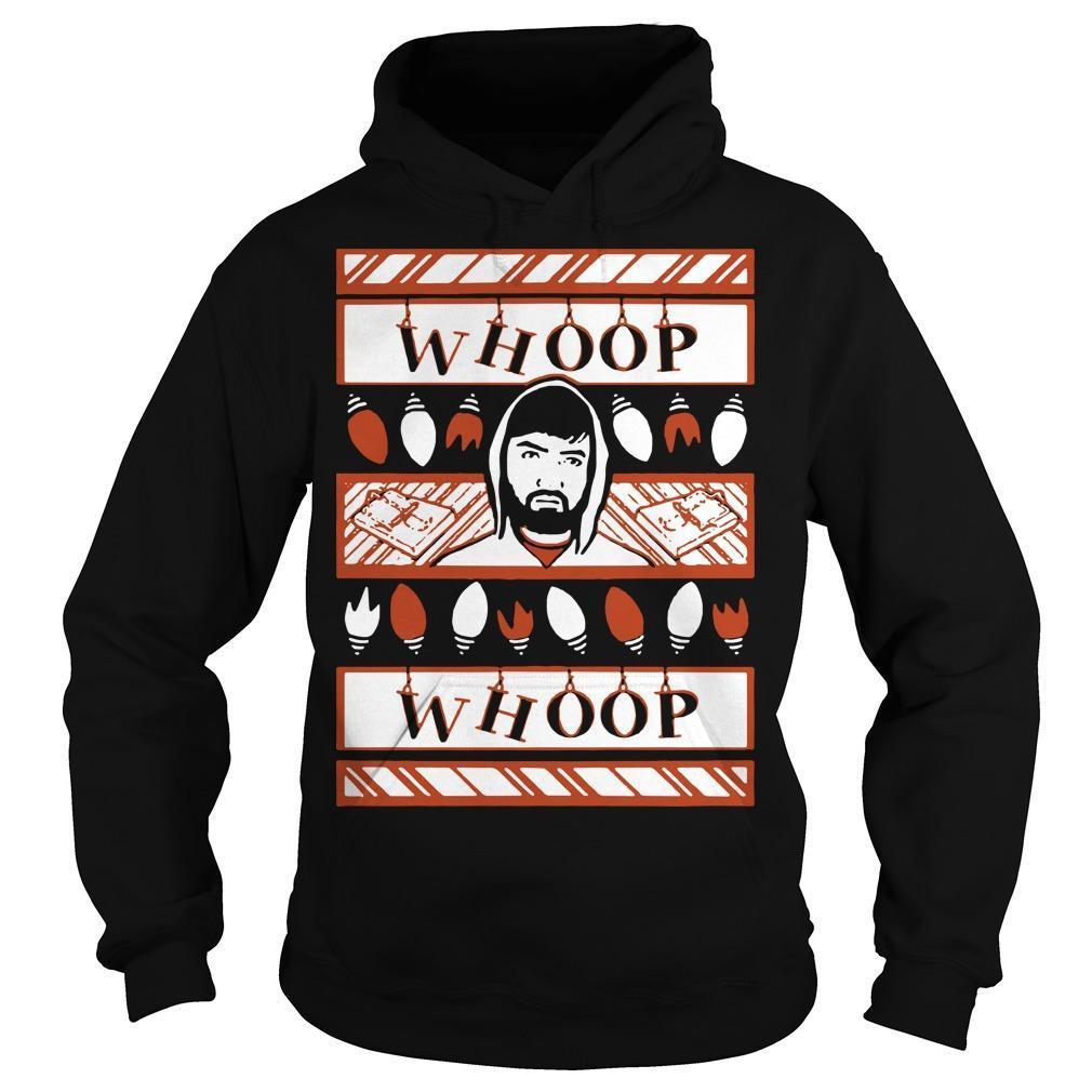 Super Humman Whoop Whoop Hoodie