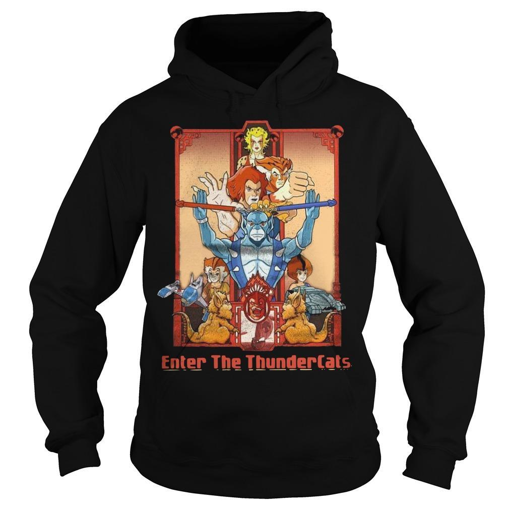 The Lion King Enter The Thundercats Hoodie
