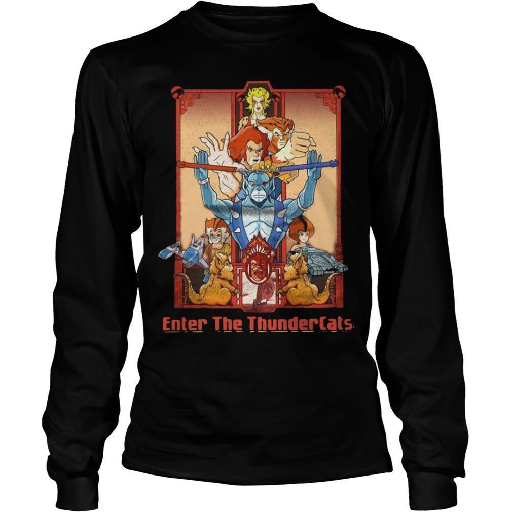 The Lion King Enter The Thundercats Longsleeve