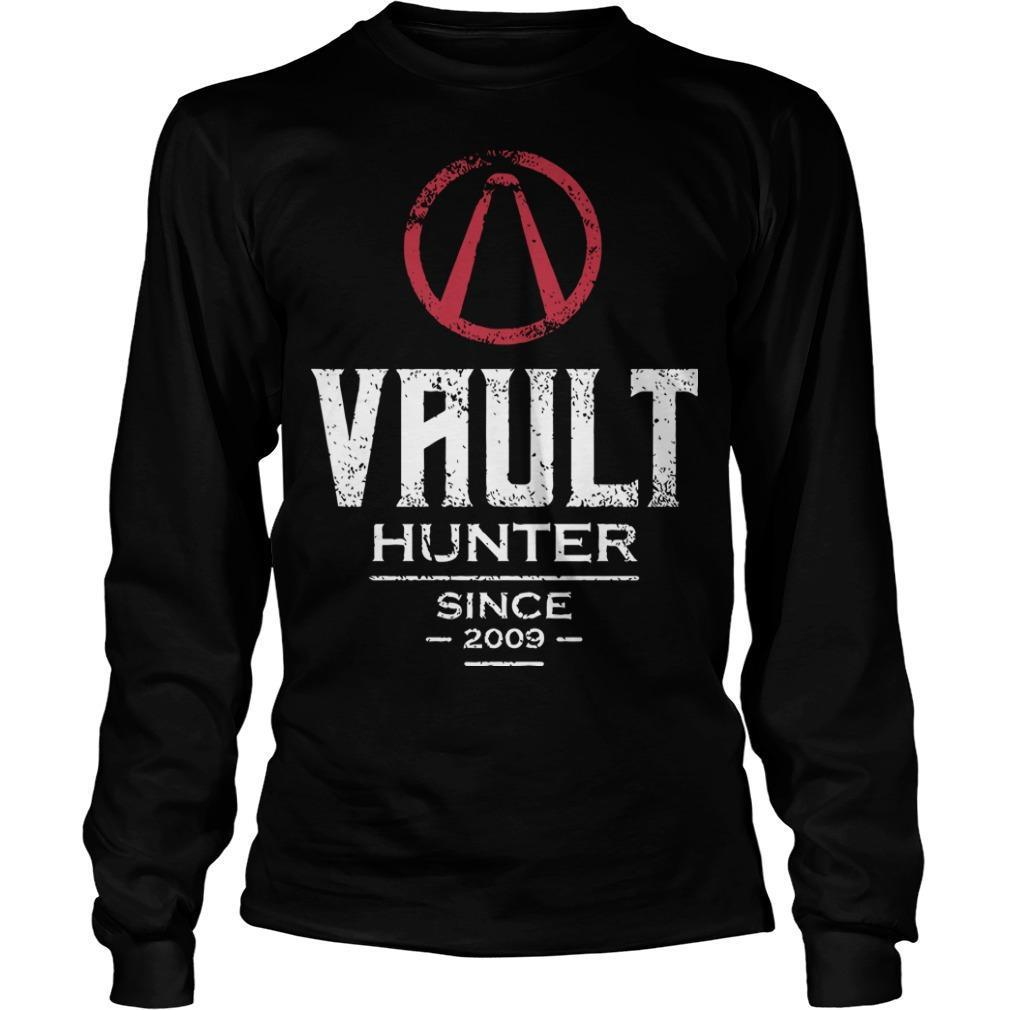 Vault Hunter Since 2009 Longsleeve