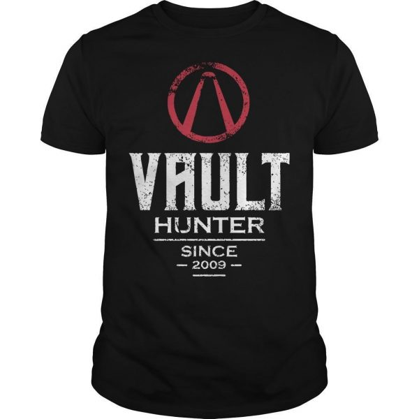 Vault Hunter Since 2009 Shirt