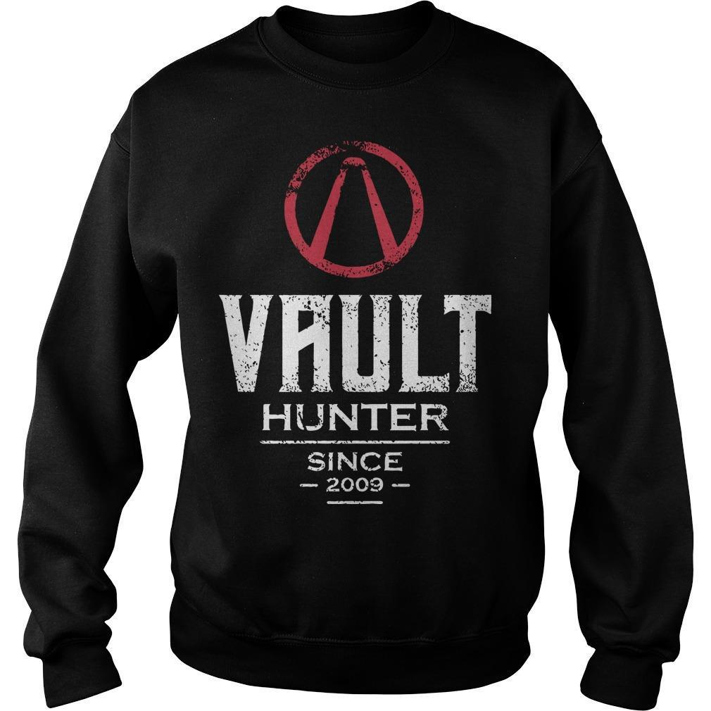Vault Hunter Since 2009 Sweater