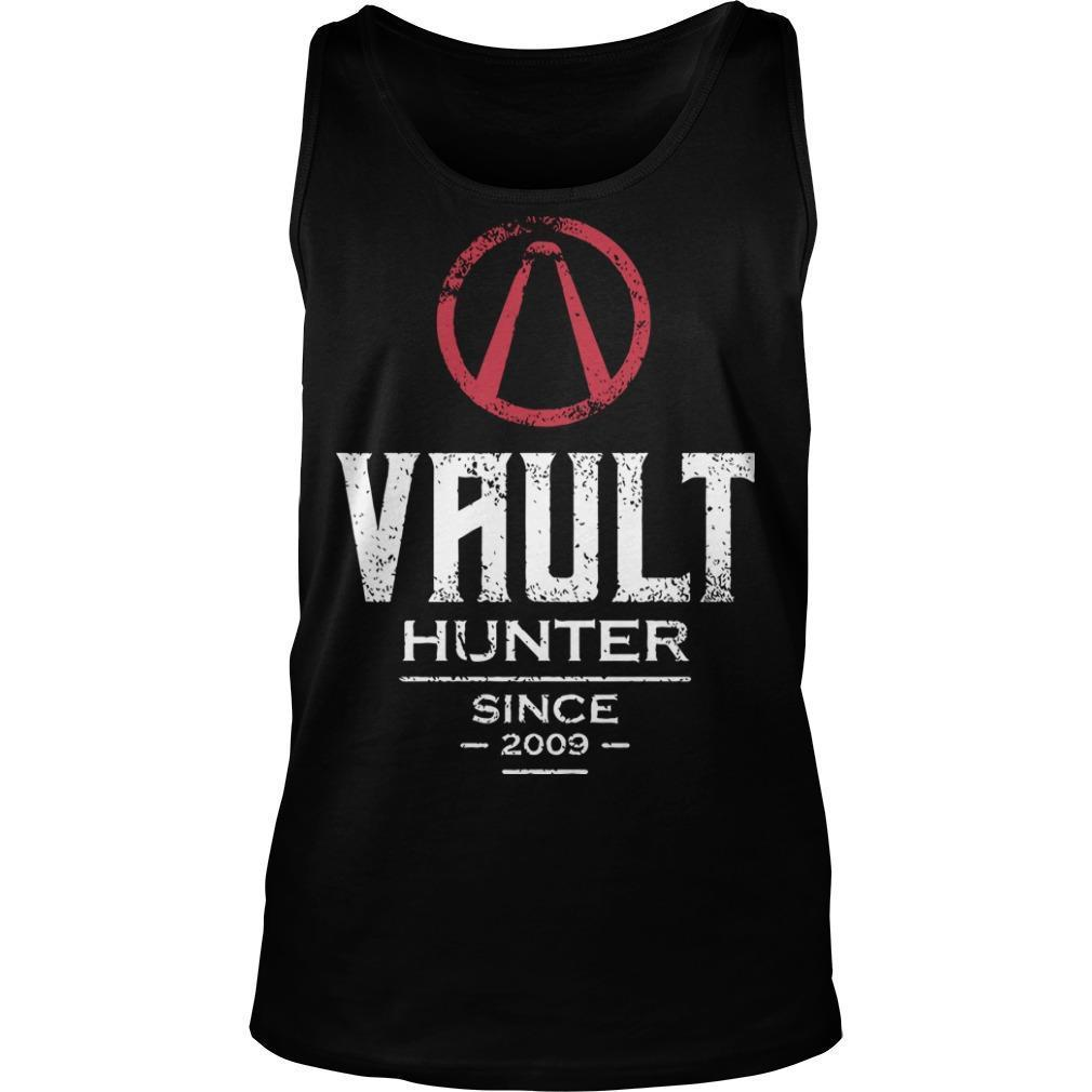 Vault Hunter Since 2009 Tank Top