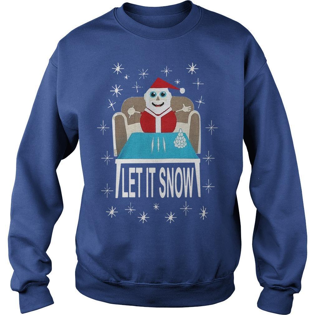 Walmart Cocaine Santa Sweater