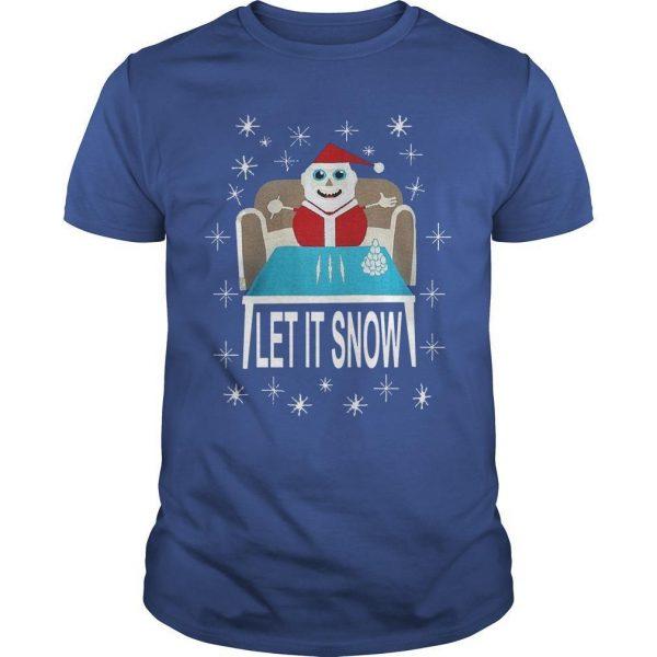 Walmart Snowman Shirt