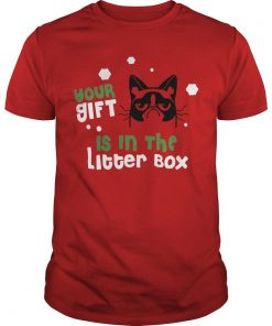 Your Gift Is In The Litter Boy Shirt