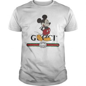 2020 Lunar New Year Disney Mickey Mouse Gucci Shirt