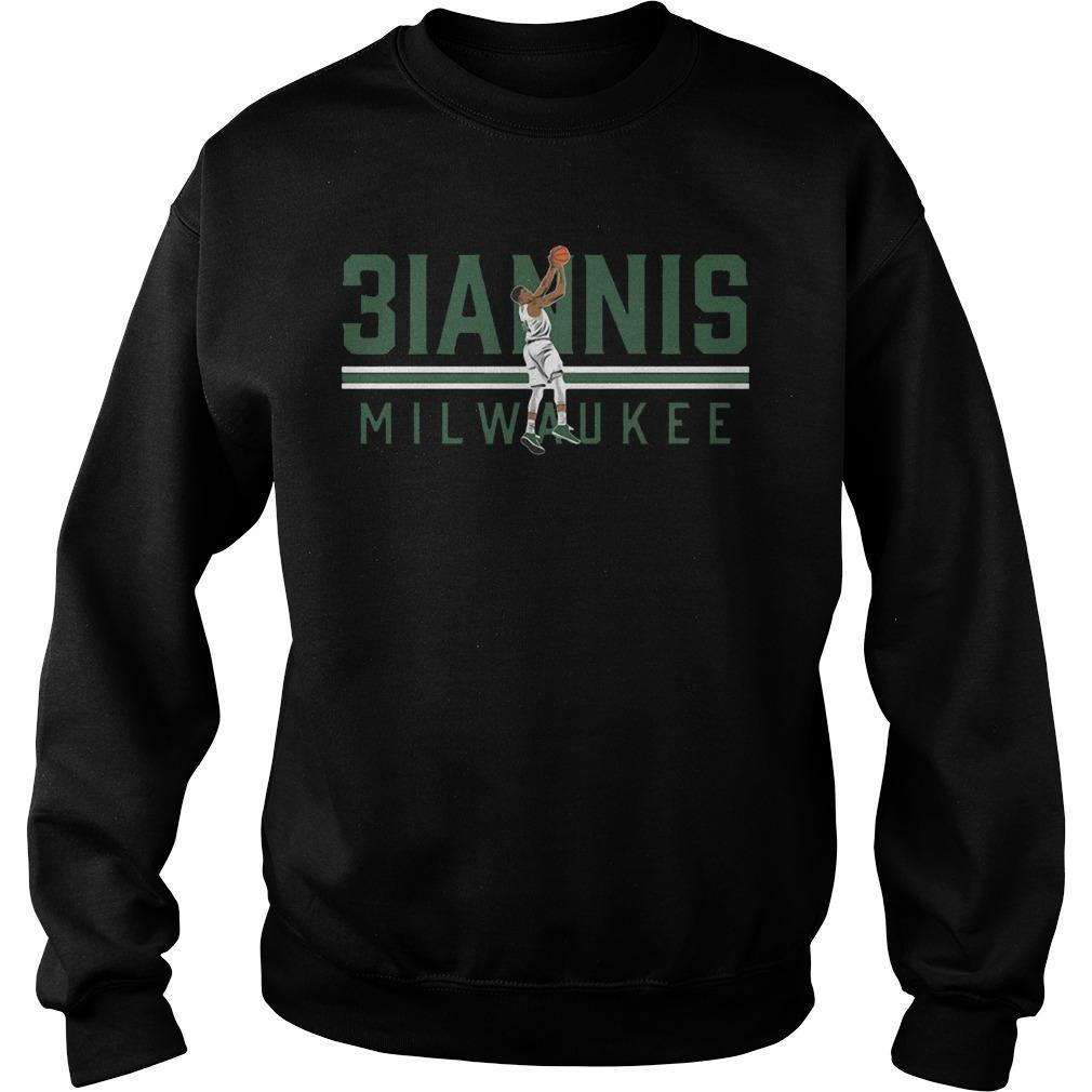 3iannis Milwaukee Sweater