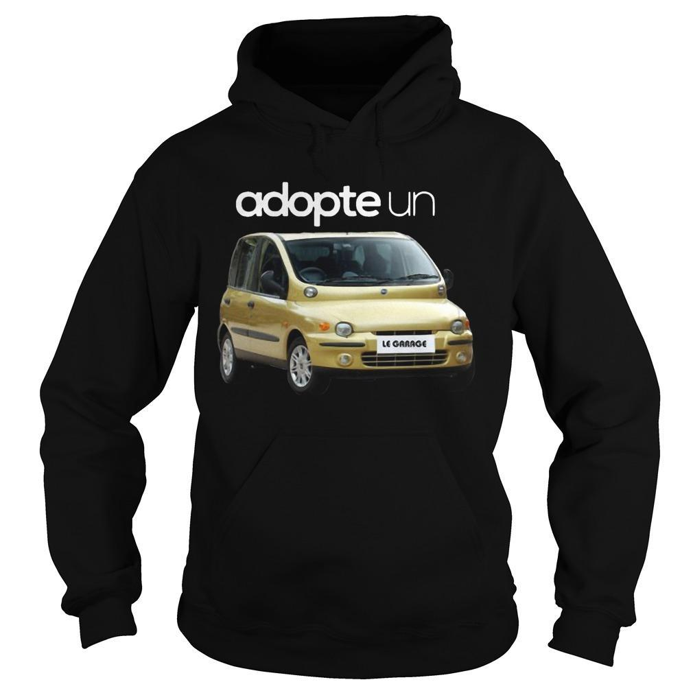 Adopte Un Multipla Hoodie