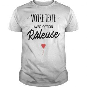Aide Soignante Avec Option Râleuse Shirt
