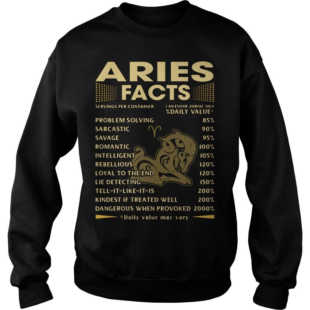Aries Facts Problem Solving 85 Sarcastic 90 Savage 95 Sweater