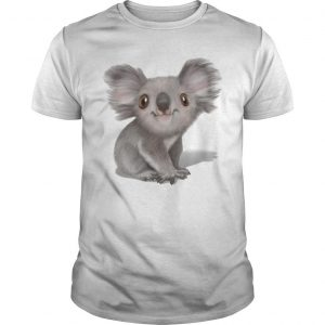 Balenciaga Koala T Shirt