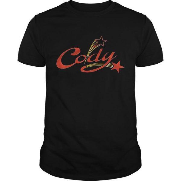 Cody Rhodes Australian Firefighters Shirt