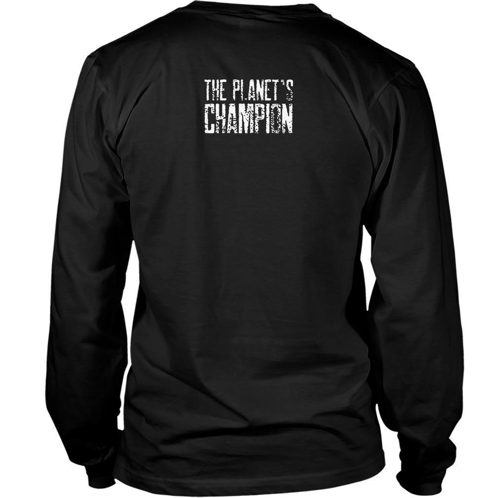 Daniel Bryan The Planet's Champion Longsleeve