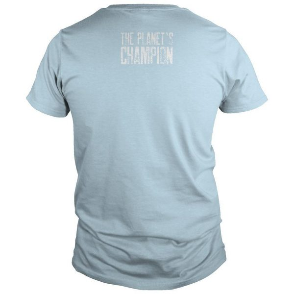 Daniel Bryan The Planet's Champion Shirt