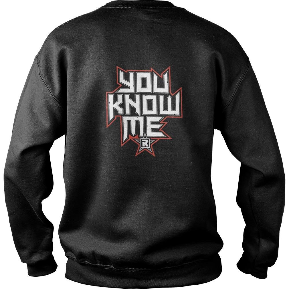 Edge You Know Me Sweater
