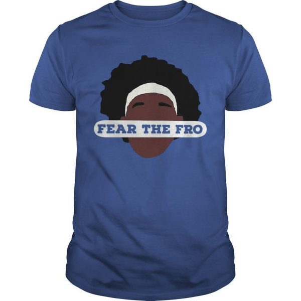 Fear The Fro Shirt