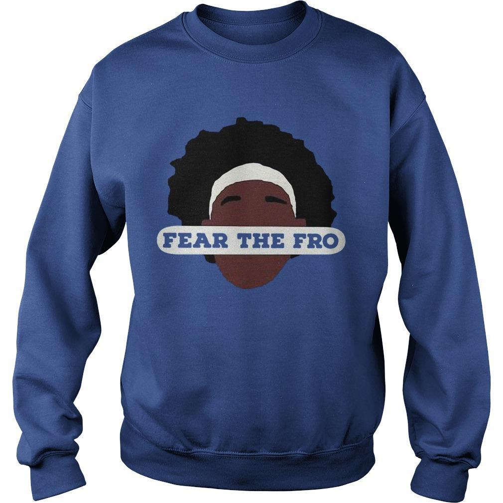 Fear The Fro Sweater