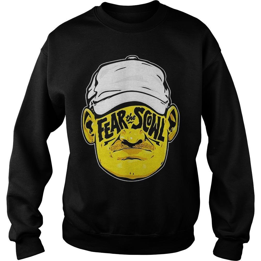Fear The Scowl Sweater