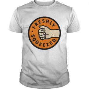 Freshly Squeezed Orange Cassidy Shirt