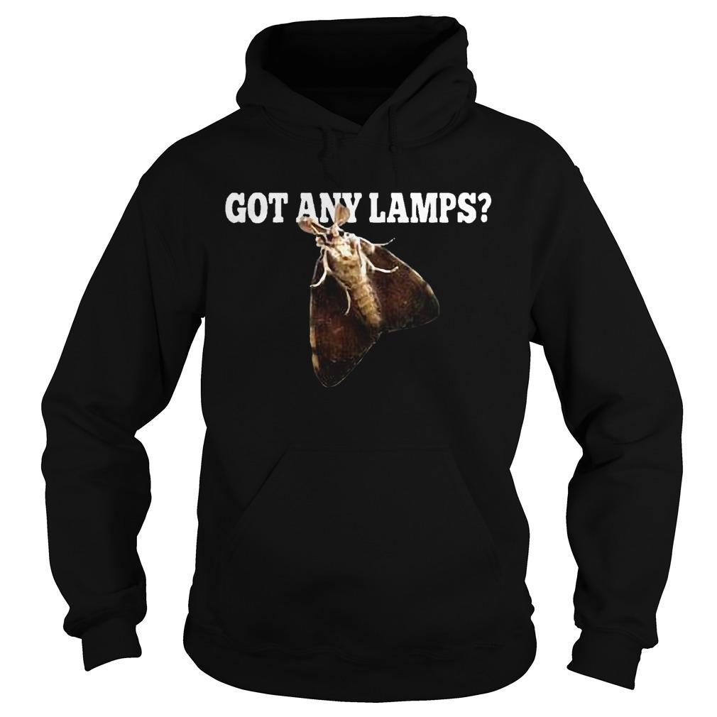 Got Any Lamps Hoodie