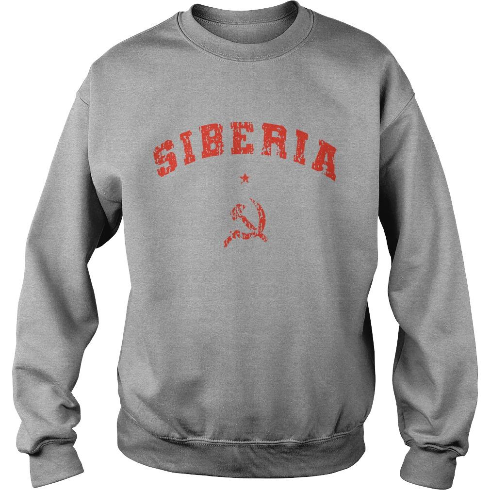 Hammer And Sickle Siberia Sweater